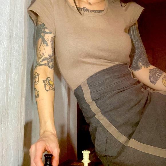 Prairie underground dress pencil pin up